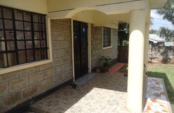 3BR Master  En suite Bungalow Ongata Rongai Malindi  Road