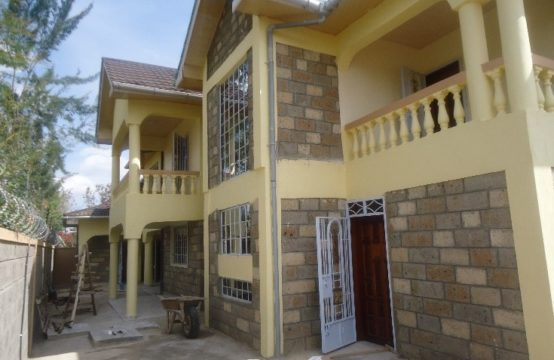 Nazarene Gardens 5br all ensuite maisonattes  (Hse No.68)